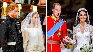 13 Самых Прекрасных Королевских Свадебных Образов от Прошлого Века и до Наших Дней