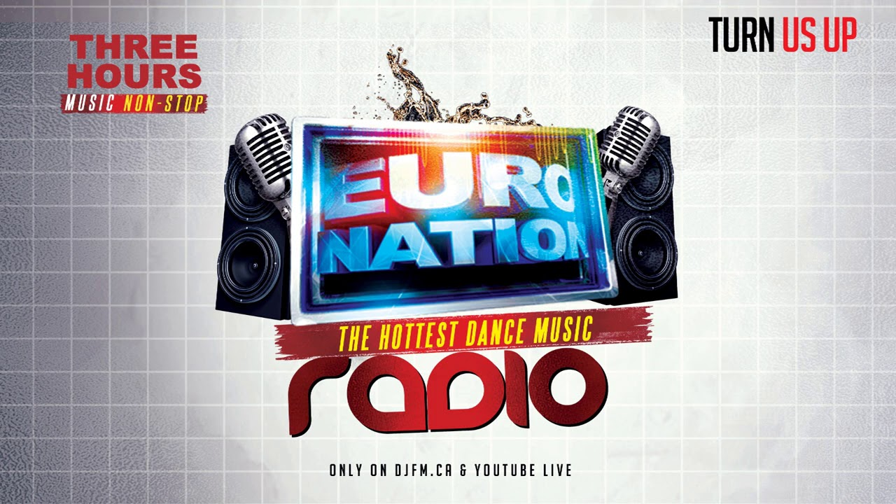 Download EURO NATION SATURDAYS! - 90s EURODANCE/TRANCE/HOUSE RADIO MEGAMIX