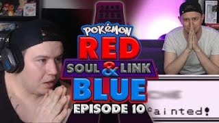 THE ONE WHERE TJ WAS SICK POKEMON RED & BLUE SOULLINK EPISODE 10