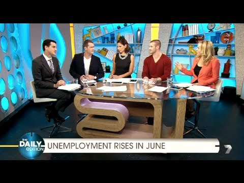 Rise of Unemployment in Australia + Future-proofing your job | Mark McCrindle