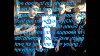 Young Love lyrics - Big Time Rush Cover