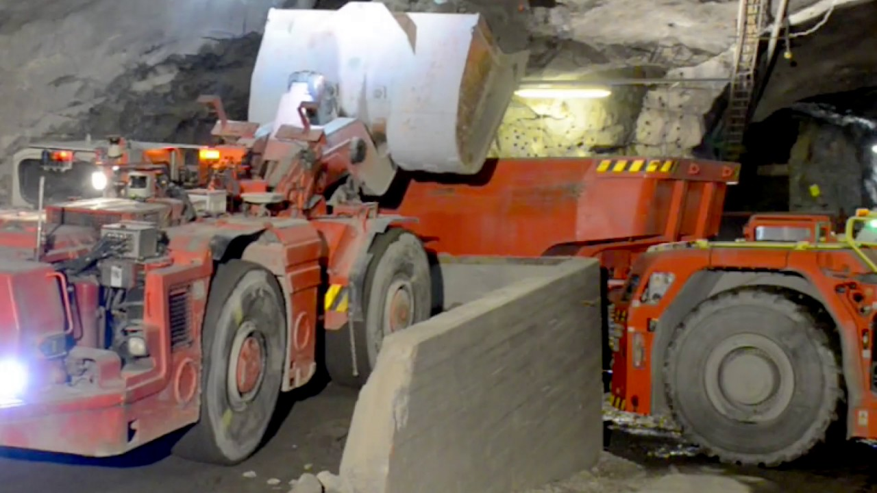 AutoMine Trucking - Productivity Evolved | Sandvik Mining and Rock Technology