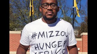 University of Missouri student engages in hunger strike to fight campus racism