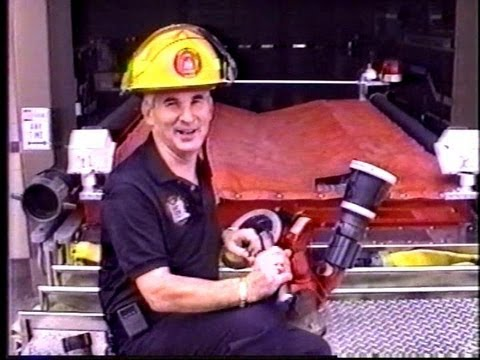 """SNAPSHOT """"Fire Truck-What is aboard & how does it work"""" ALAN WOLFE host/producer"""