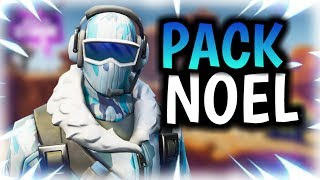 THE NOEL PACK IS OUT!!! [STREAM-FORTNITE-PS4]