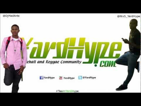 @DjMadAnts @YardHype Promo Mix 2012 HOME OF AUTHENTIC REGGAE AND DANCEHALL ENTERTAINMENT