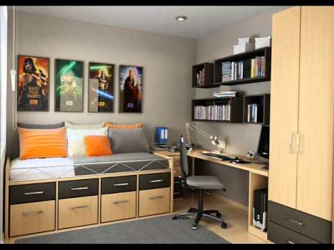 Small Bedroom Decorating Ideas I Box