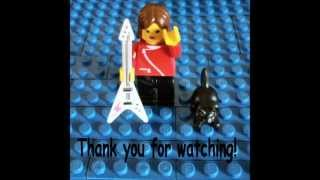 British Sea Power - Carrion (a Film in Lego, with Music and Lyrics)