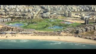 אשדוד -העיר הישראלית .