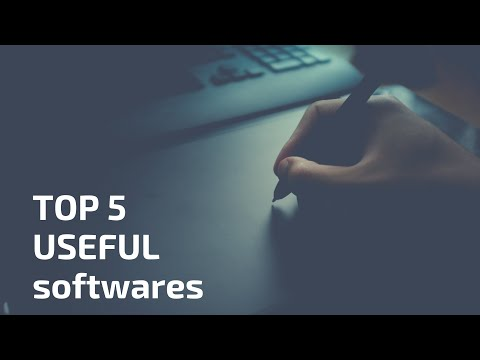 Best 5 Useful Software for your Pc | 2018 |