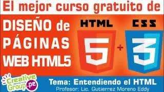 Entendiendo el codigo HTML