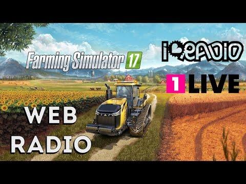 Farming Simulator 2017 add web radio stream | Scholli
