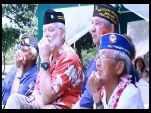 Waikiki Natatorium 2011 Memorial Day Observance