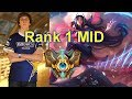How Rank 1 player Got 5000 LP in Challenger
