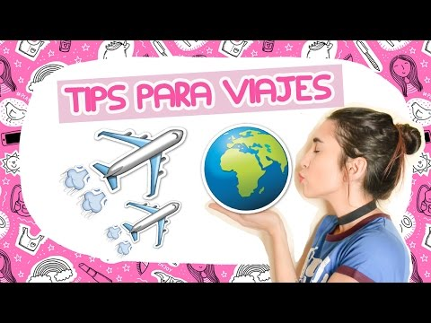 TIPS PARA VIAJES | Fashion Diaries