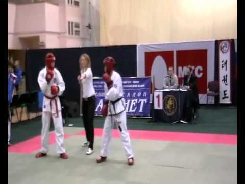 Taekwon-do team of the Republic of Komi(2008)
