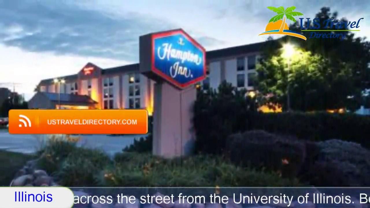 hotels in urbana champaign illinois