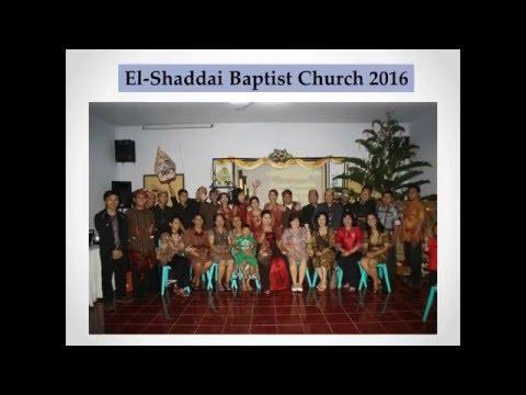 El-Shaddai Baptist Church - Resolusi 2016 (Introdu