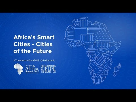 TAS2015 - Africa's Smart Cities - Cities of the future - 20 October 2015
