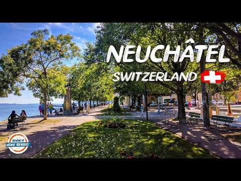 Beautiful Neuchâtel Switzerland! Come Discover It With Us To