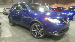 First Look 2017 Nissan Rogue Sport Inside and Outside