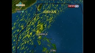 BT: Weather update as of 12:26 p.m. (April 7, 2018)