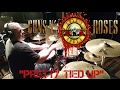 watch he video of GUNS N ROSES - PRETTY TIED UP - DRUM COVER - BY DANNY ENGLISH ( STUDIO QUALITY )