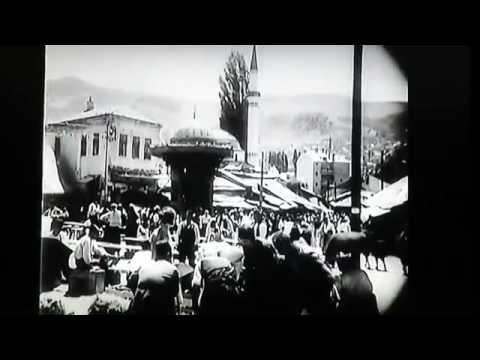 Sarajevo 1914 prvi video snimci, die ersten Videoaufnahmen, first video Recording