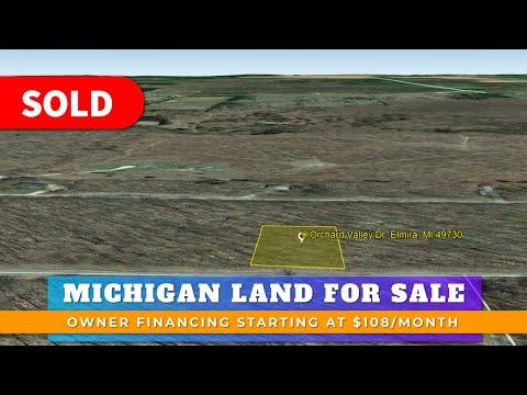 Just Sold By WeSellNewYorkLand.com - Land For Sale Lot 367 Orchard Valley Dr, Elmira, MI