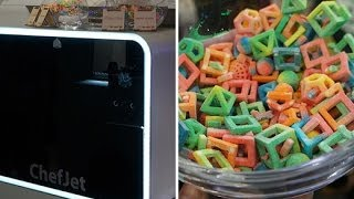 3D Print Your Candy And Eat It Too!