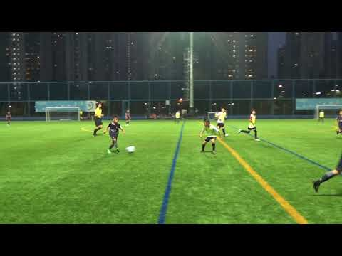20170915 Double Flower U13 vs South China First session Friendly Match