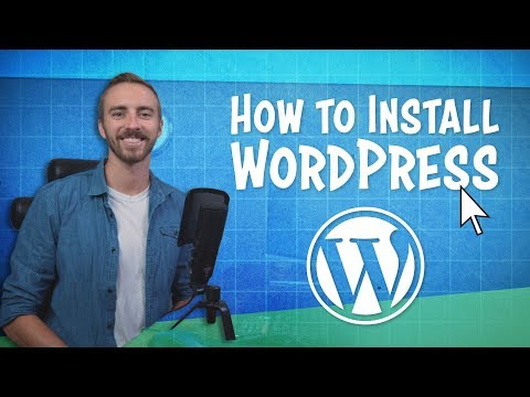 How to Install WordPress | For Beginners 2019