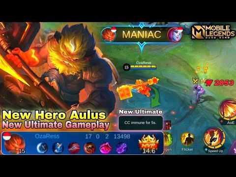 New Hero Aulus