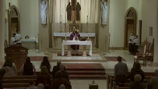 Third Sunday of Lent - 10:30 AM Sunday Mass at St. Joseph's (3.7.21)