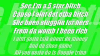 Yo Gotti - 5 Star Chick Remix Lyrics