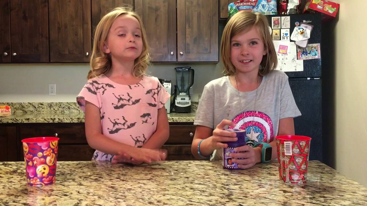 separation shoes d1c4b 98064 Lily and Chloe do the Bean Boozled Challenge!