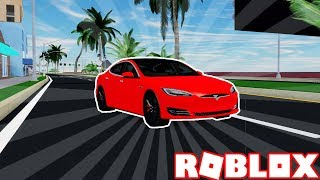 *AWESOME* new update adding the Tesla! - Ultimate Driving Westover
