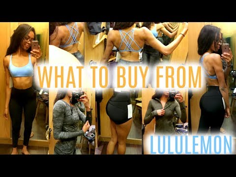 LULULEMON COLLECTION: TRY-ON | Styles, Sizing, New Items, etc. • Lawenwoss
