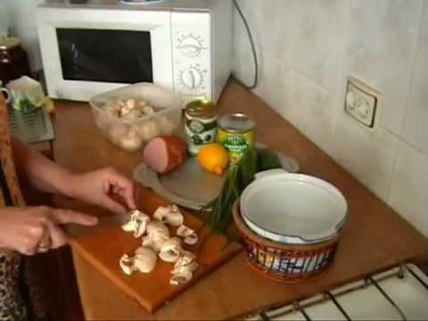Украшение салатов к празднику 1из YouTube · Длительность: 4 мин22 с