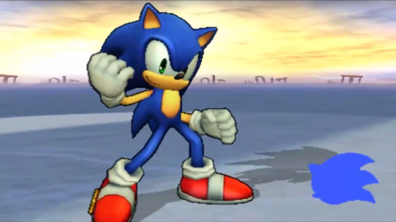 Luigi And Sonic Super Smash Bros 4 (3D...