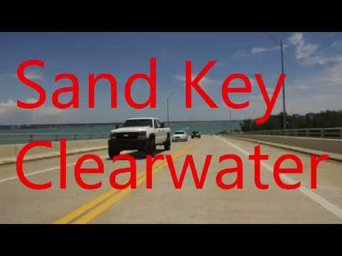 (4k) Sand Key CLEARWATER