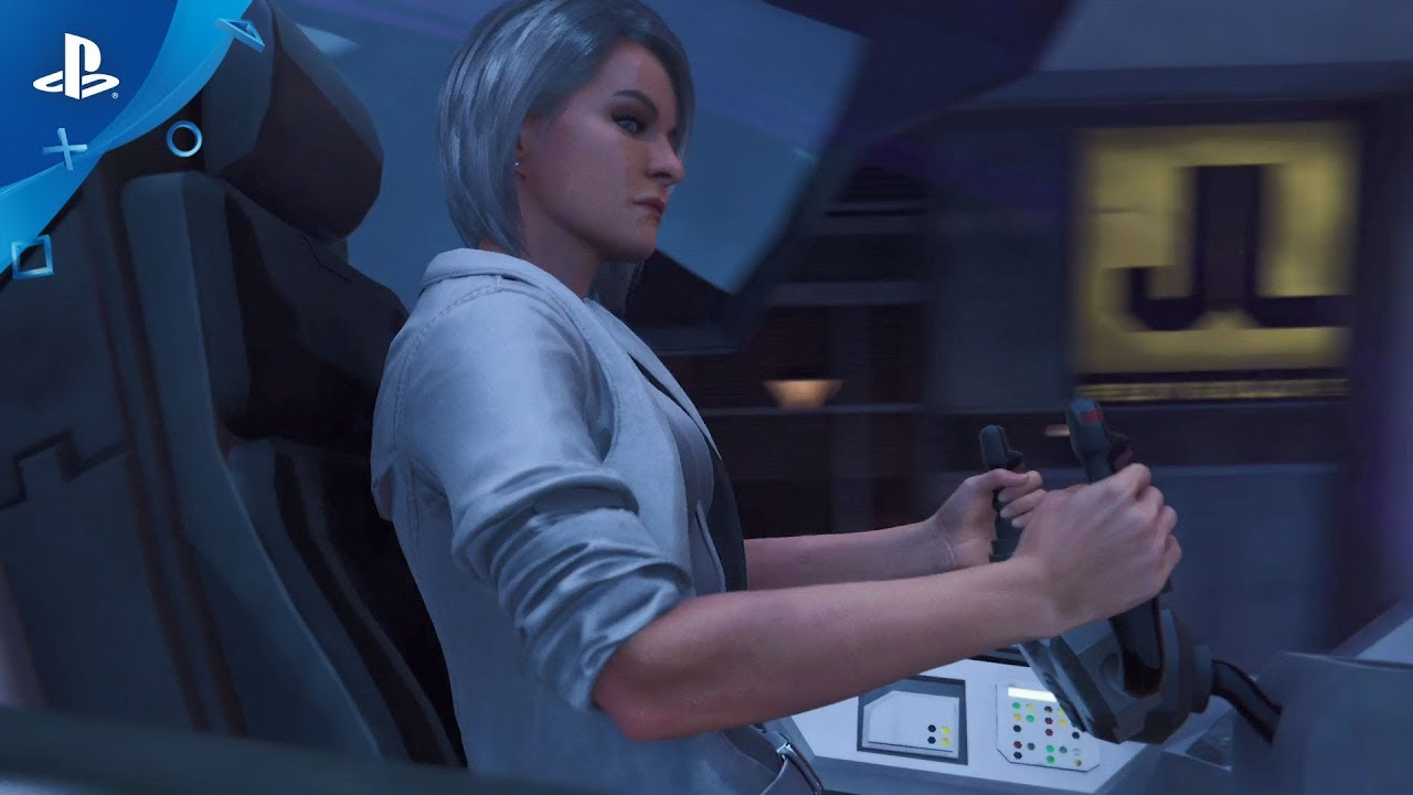 追加DLC第3弾「白銀の系譜」紹介トレーラーを再生する