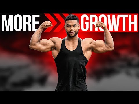 How To Gain Muscle FASTER With Calisthenics (Upper Body)