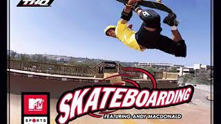 Dreamcast - MTV Sports Skateboarding Featuring Andy Macdonald
