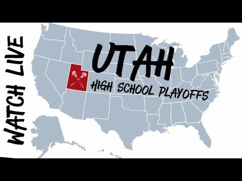 Logan vs Brighton | Utah Boys Lacrosse Class A Semifinal