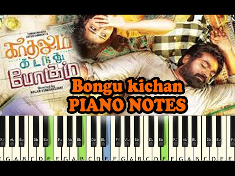 Bongu Kichan (kakapo) - Piano Notes - Music Sheet