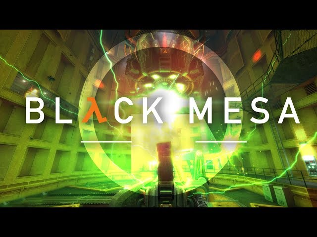 BLACK MESA Gameplay