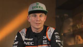 F1 Track Preview with Nico Hülkenberg - GP of Brazil | AutoMotoTV