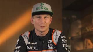 F1 Track Preview with Nico Hülkenberg - GP of Brazil | AutoMotoTV