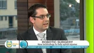 Wake Interview Australian Spine Surgeon Dr Jonathon Ball